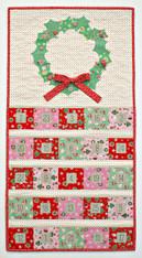 Christmas Cheer Advent Calendar - Countdown the days to Santa's arrival
