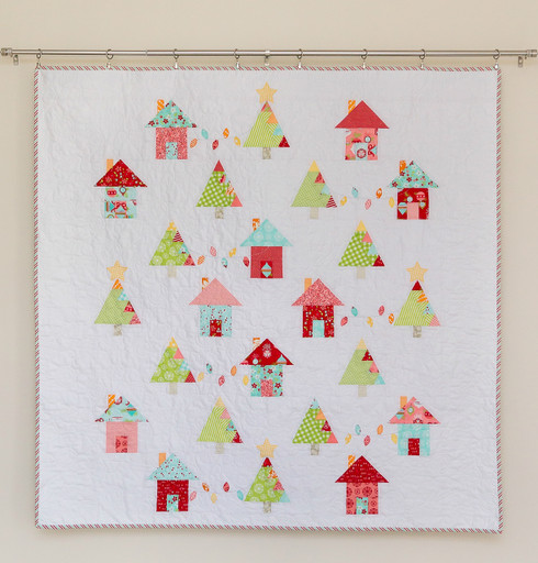 Tinseltown Christmas Quilt