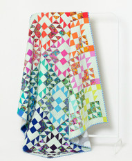 Electric Pop Quilt - this one is all about the colours!