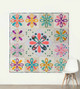 Trinket Box Quilt - pattern comes with 2 variations to make this quilt your own
