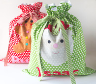 Santa Sacks PDF Pattern