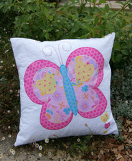 Butterfly Trail Cushion