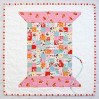 Mini Quilt full picture