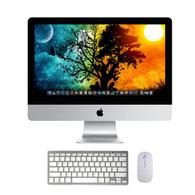 """Apple iMac 21.5"""" - i5 (Quad), 8GB, 1000GB (1 TB), OS 10.13 High Sierra (Keyboard/Mouse Included)"""