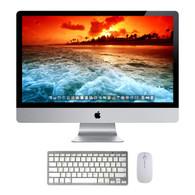 """Apple iMac 27"""" - i5 (Quad), 8GB, 1000GB (1 TB), OS 10.13 High Sierra (Keyboard/Mouse Included)"""