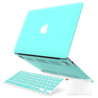 """Macbook Air 13"""" Shell/Keyboard Cover Kit (Turquoise)"""