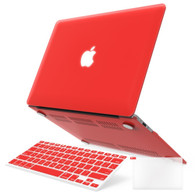 """Macbook Air 13"""" Shell/Keyboard Cover Kit (Red)"""