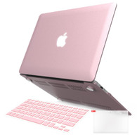 """Macbook Air 13"""" Shell/Keyboard Cover Kit (Rose Gold)"""