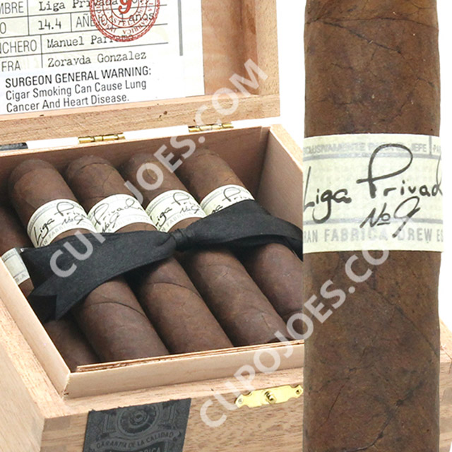 Liga Privada No.9 Cigars