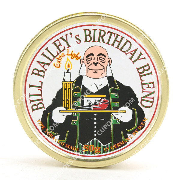 Dan Tobacco Bill Bailey's Birthday Blend 50g Tin