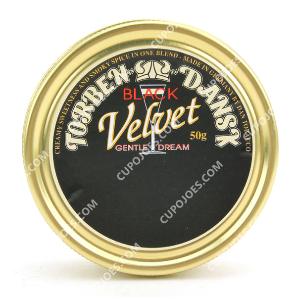 Dan Tobacco Black Velvet 50g Tin