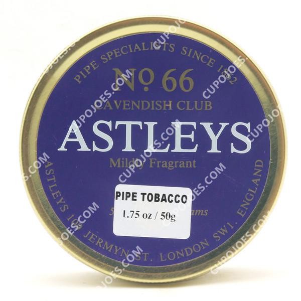 Astleys No. 66 50g Tin