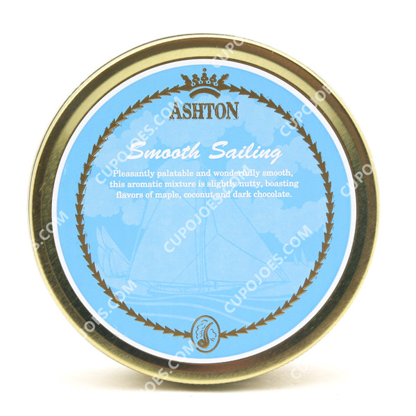 Ashton Smooth Sailing 50g Tin