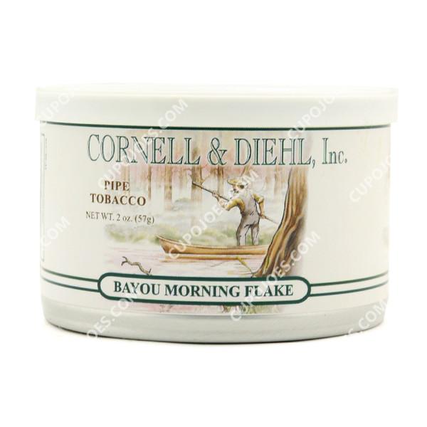 Cornell & Diehl Bayou Morning Flake 2 Oz Tin