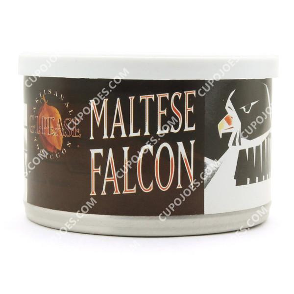 G.L. Pease Maltese Falcon 2 Oz Tin