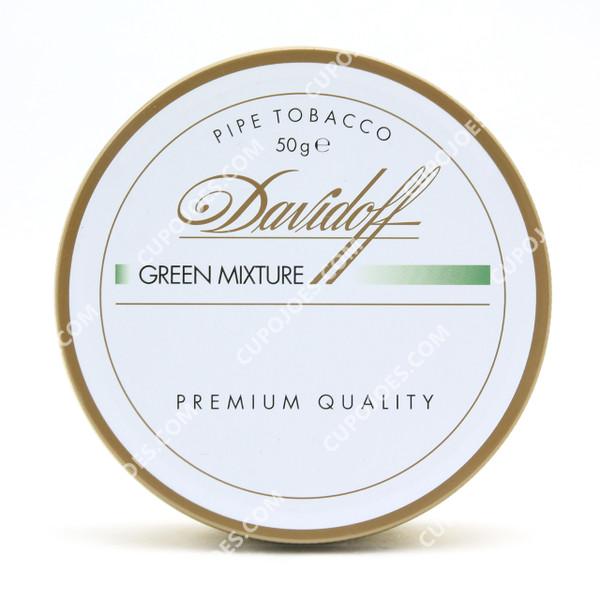 Davidoff Green Mixture 50g Tin