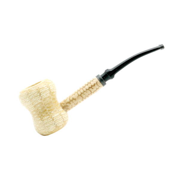 Corn Cob Pipe #195 Great Dane Filtered Bent