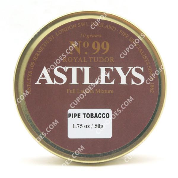 Astleys No. 99 Royal Tudor Full Latakia 50g Tin
