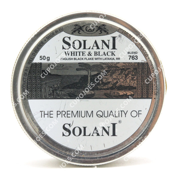 Solani Blend 763 White & Black 50g Tin