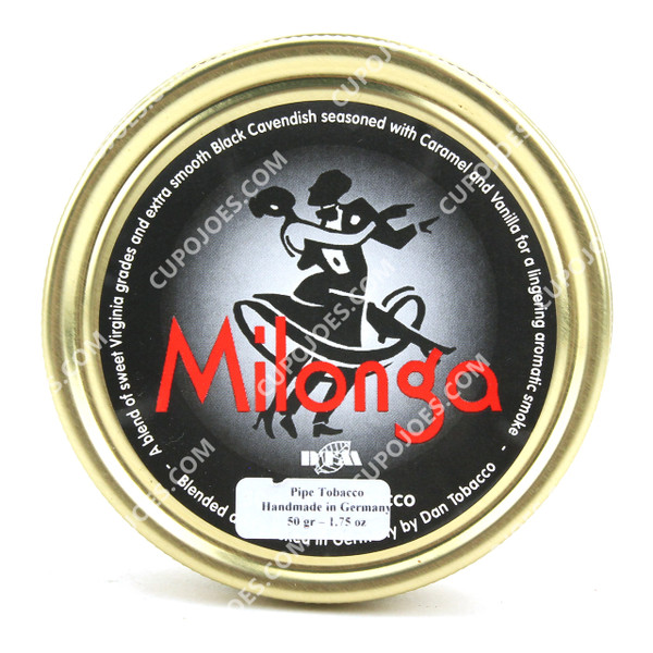 Dan Tobacco Milonga 50g TIn