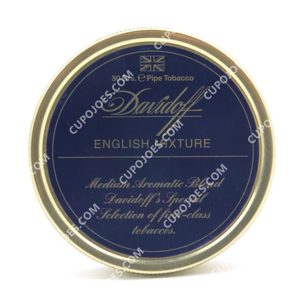 Davidoff English Mixture 50g Tin