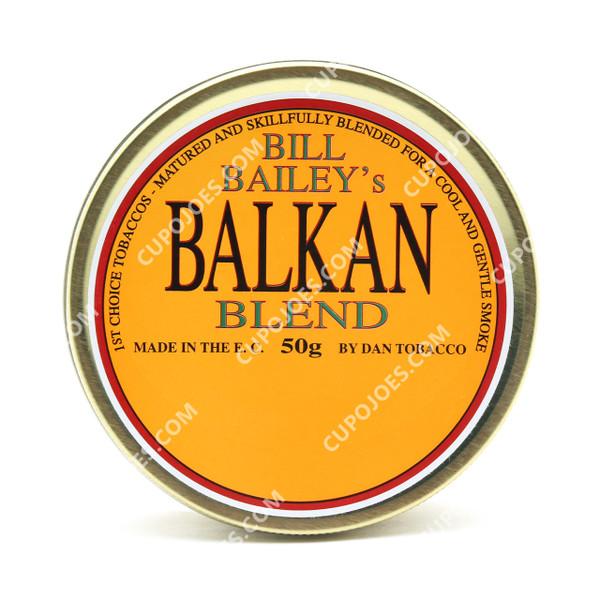 Dan Tobacco Bill Bailey's Balkan 50g Tin