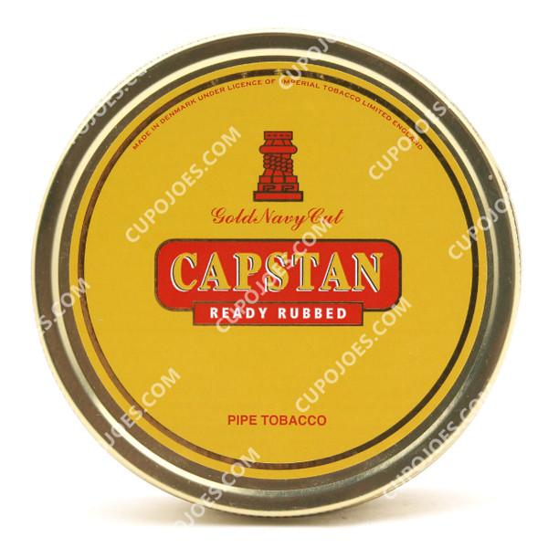 Capstan Gold R.R. 1.75 Oz Tin