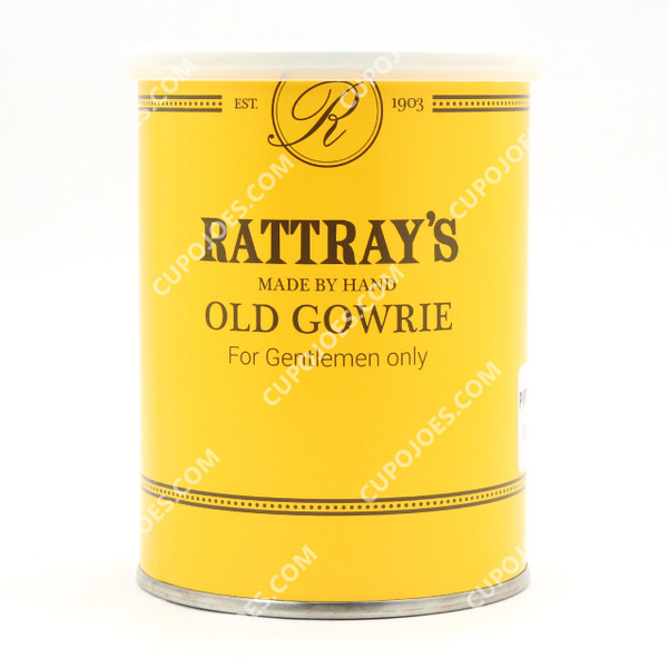 Rattray's Old Gowrie 100g Tin