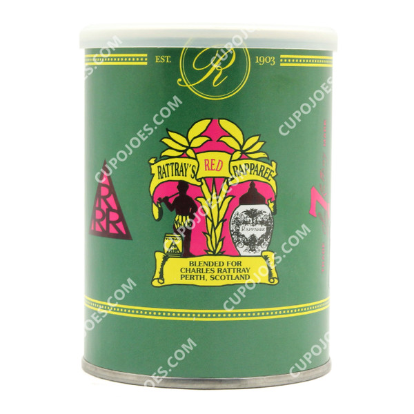 Rattray's Red Rapparee 100g Tin