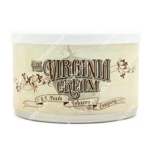 G.L. Pease The Virginia Cream 2 Oz Tin