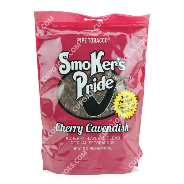 Smokers Pride Cherry Cavendish 12oz Bag Limited Quantity