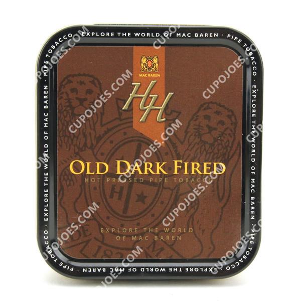 Mac Baren HH Old Dark Fired Flake 3.5 Oz Tin