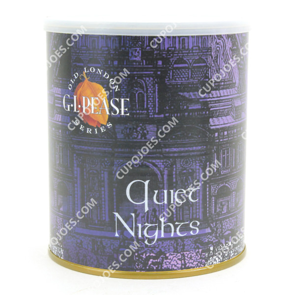 G.L. Pease Quiet Nights 8 Oz Can
