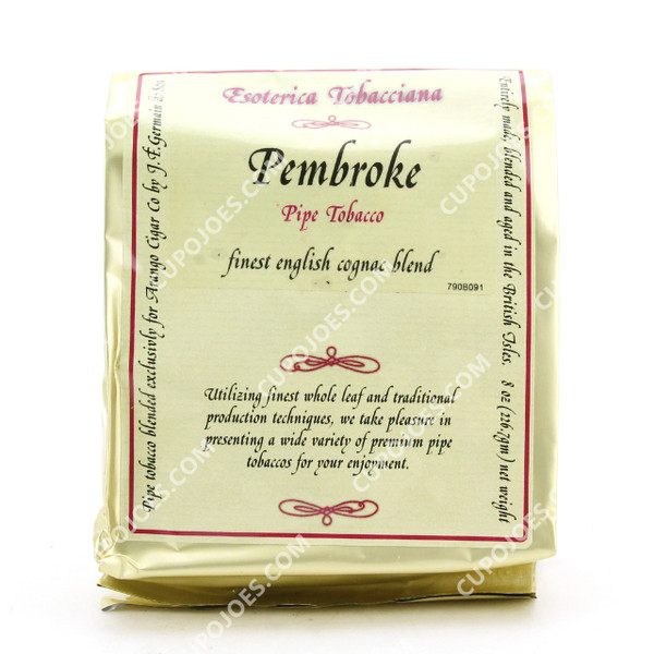 Pembroke Esoterica Tobacco 8oz Bag
