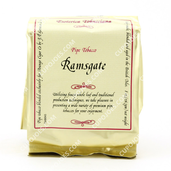 Esoterica Tobacco Ramsgate 8 oz. Bag **LIMIT 1 PER CUSTOMER**