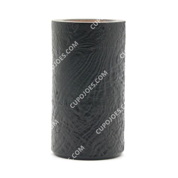 Radiator Pipe Bowl Black Sandblast Stack