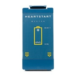 Philips HeartStart AED Lithium Battery