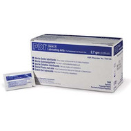 Lubricant Foil Packets