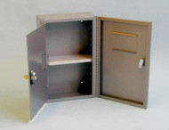 Double-Locking Narcotic Cabinet