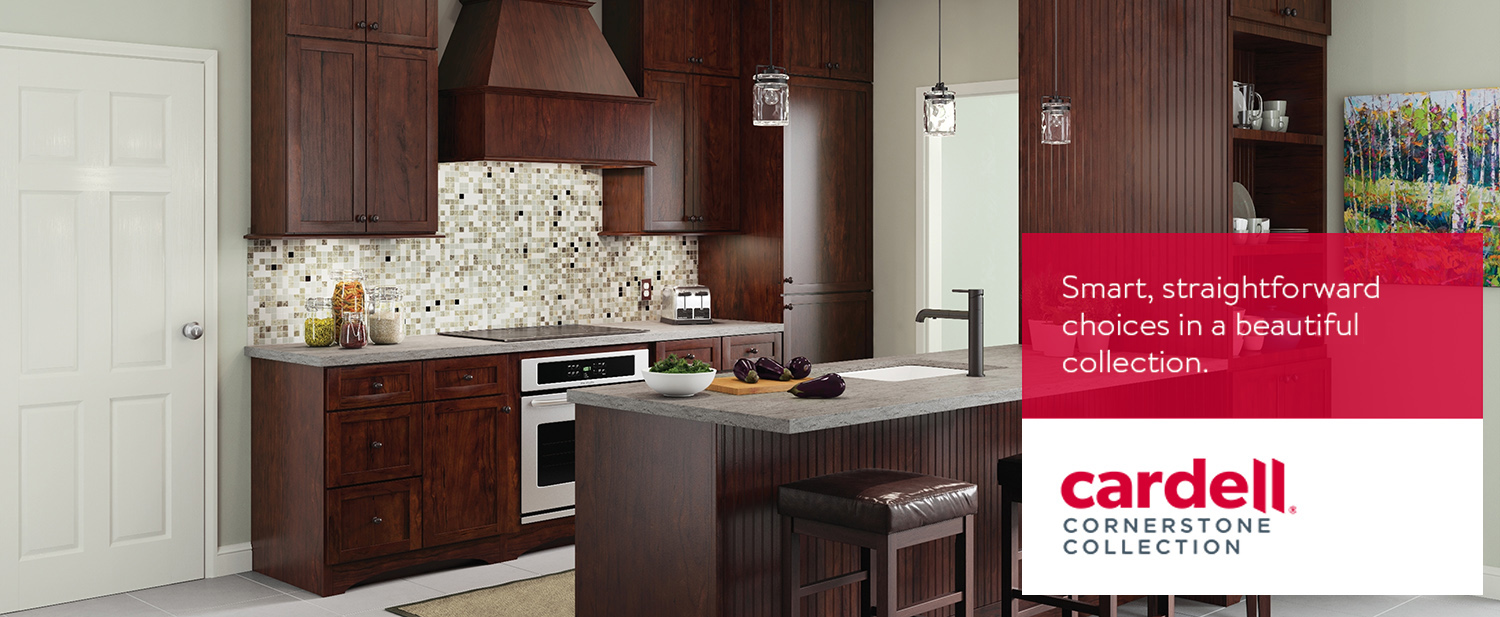 Superieur Cardell Cabinetry