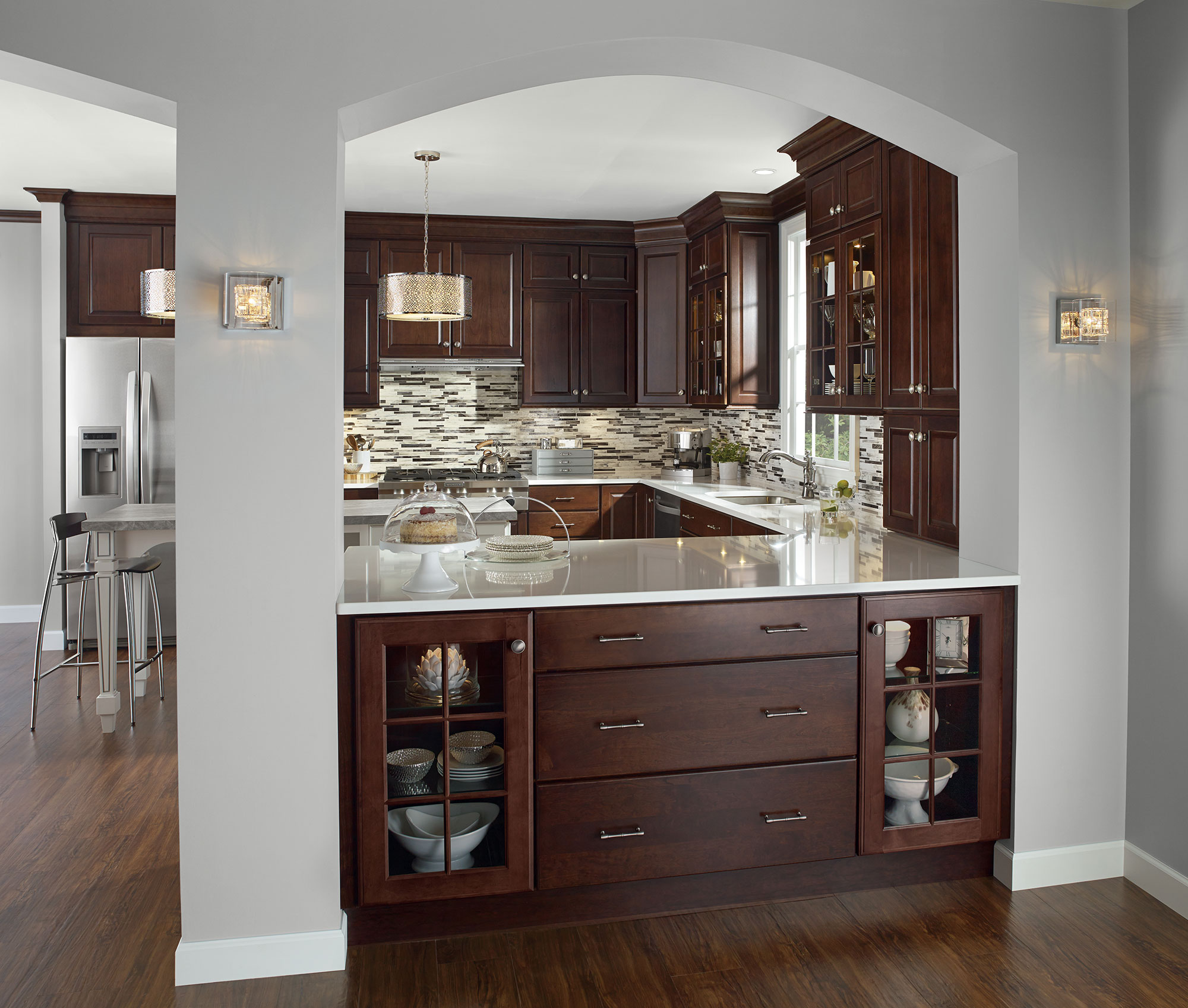 kitchen inspiration - cardell cabinetry