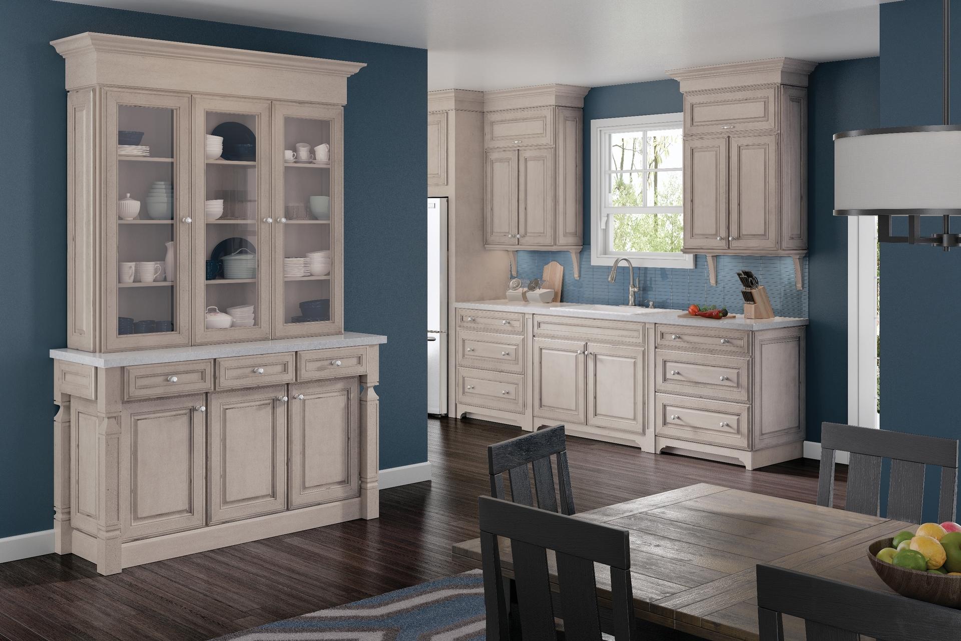 jolina maple aged concrete cardell kitchen cabinets   jolina maple in aged concrete  rh   cardell com