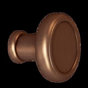 Brushed Bronze Baluster Knob