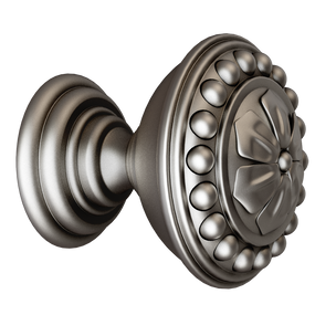 Antique Nickel Heritage Knob