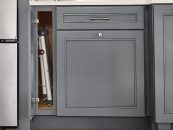 Base Step Stool Cabinet