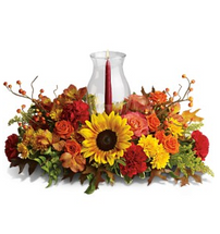 Delight-fall Centerpiece