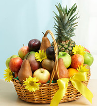 Deluxe All Fruit Basket - Medium 91495M