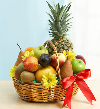 Deluxe All Fruit Basket - Small 91495S