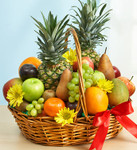 Deluxe All Fruit Basket - Large 91495L