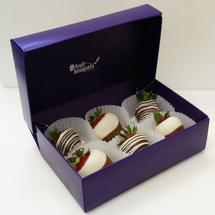 6-pc. Chocolate Dipped Strawberries